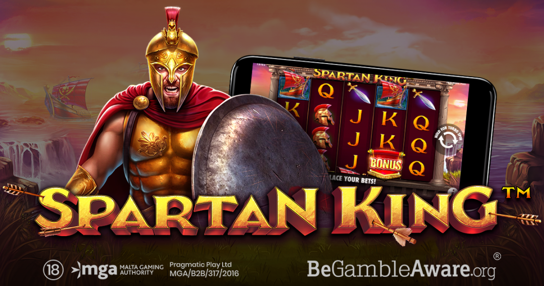 Game Slot Terbaru 2020 Pragmaticplay Spartan King